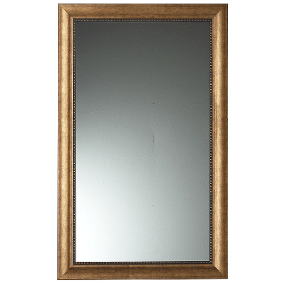 Kaemark Gold Framed Mirror