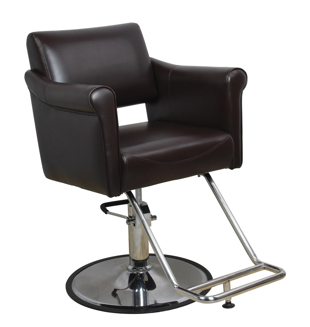 The Kennedy Brown Salon Chair