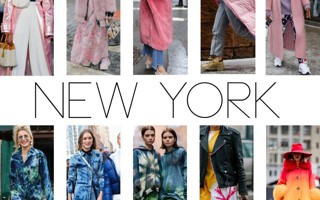 Trends on the streets during Fashion Month!