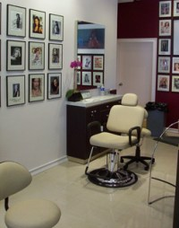 Anastasia  Salon Designers LA