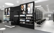 retail design beauty planet salon