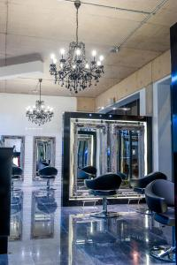 Beauty Salon Design | Beauty Planet Salon Design | Salon ...