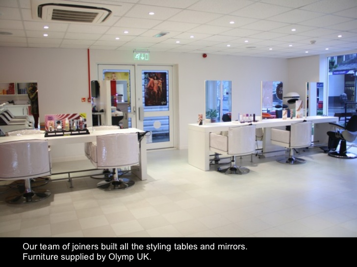Salon Refit Beauty Planet Salon Design Salon Furniture