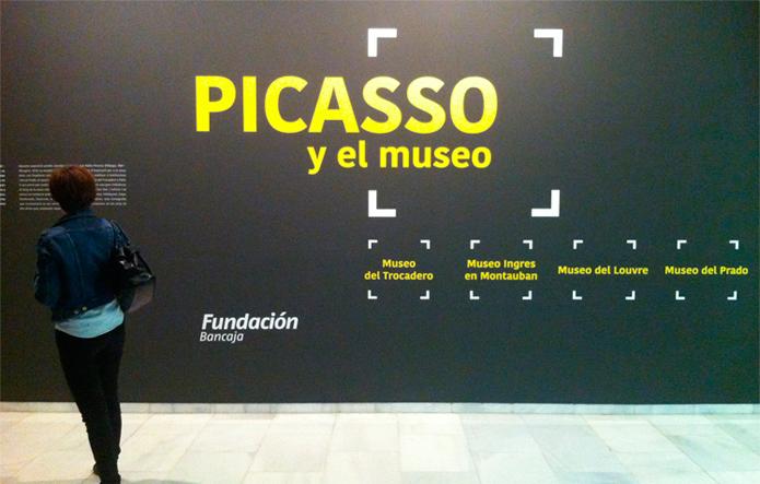 Picasso i el museu, Fundació Bancaixa