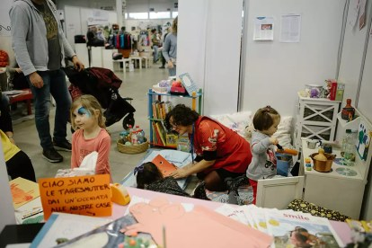 Salone del babywearing 18