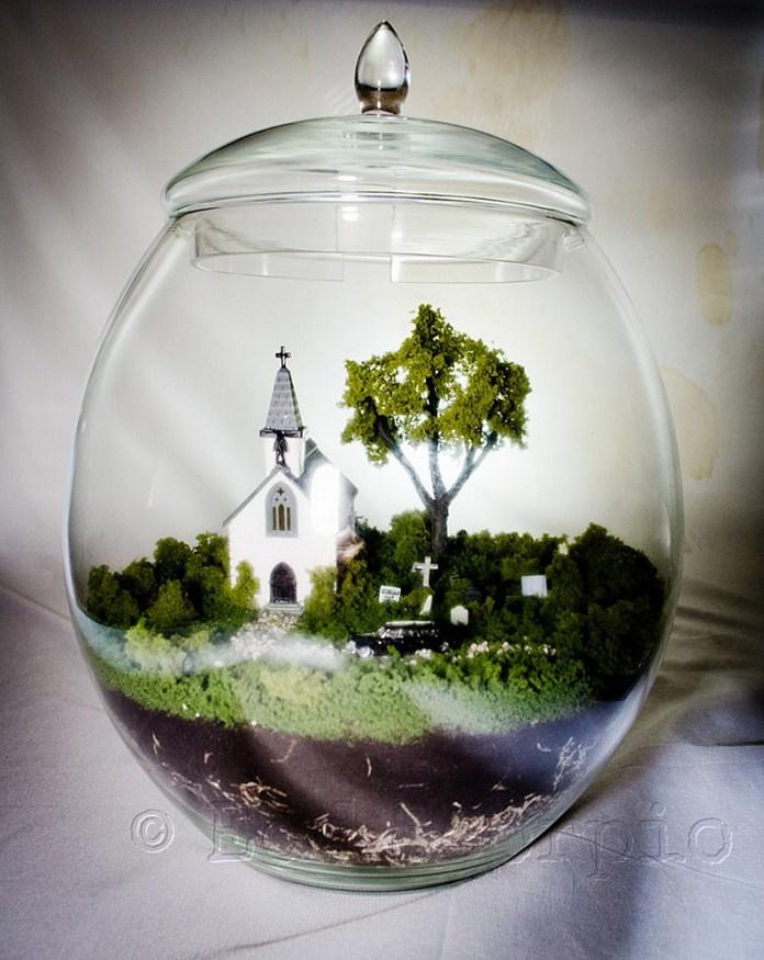 Cemetery Under Glass, The Spiritorium