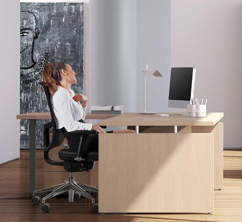 Scopri numero di telefono, indirizzo, orari e recensioni. Scrivania Giano Wood Con Cassettiera Salone Ufficio Roma