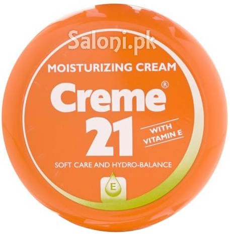 Saloni Product Review Cream 21 Moisturizing Cream With