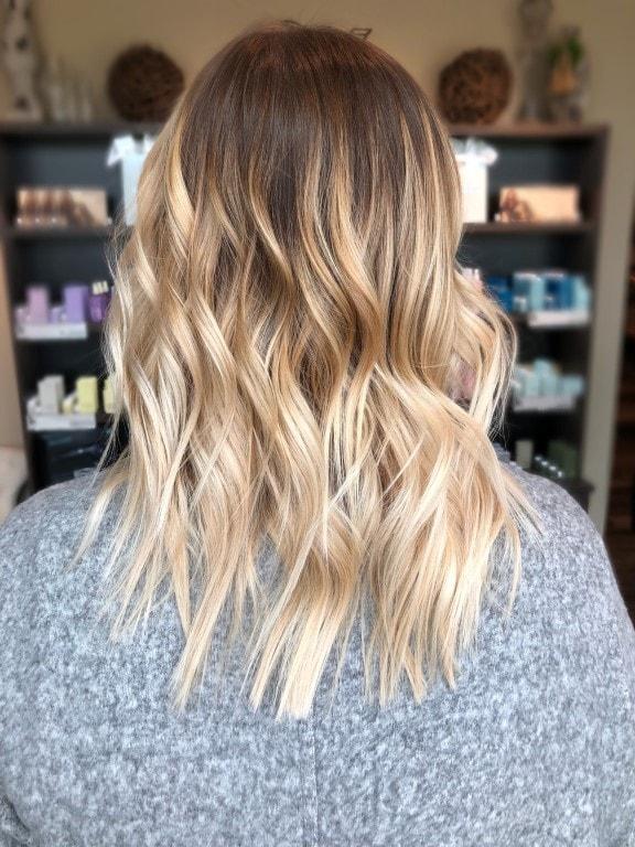 Hair Color Services Color Balayage Amp Foil Salon Khouri