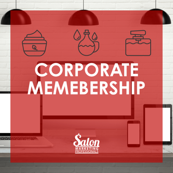 Corporate Salon Membership