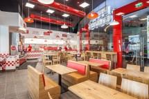 Five Guys Restaurant Open In Disney Village Salon