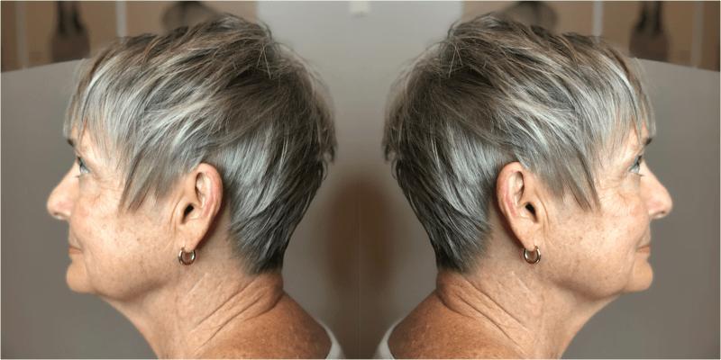 Textured Pixie Cut - Salon Mulberry