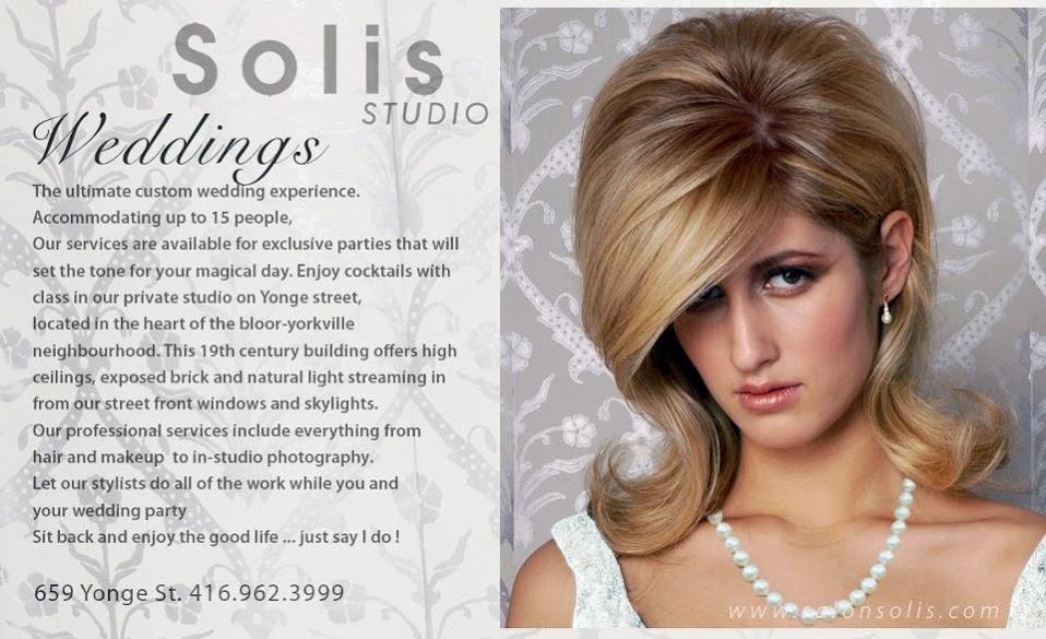 Wedding Hair Packages Best Services Salon Solis