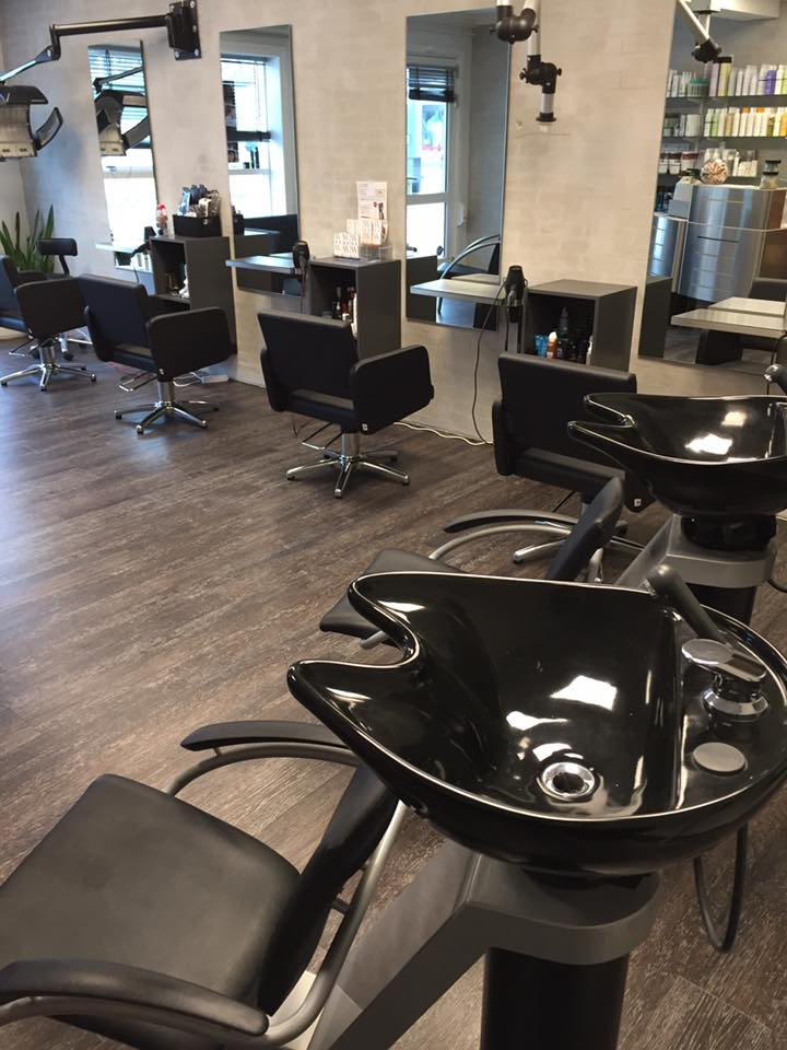 Salon Tiffany i Brovst - indendørs 3