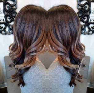 Balayage by Stylist Laurie Nahass