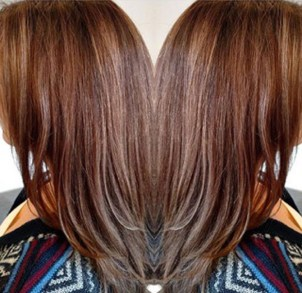 Color by Stylist Laurie Nahass
