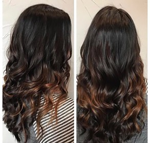 gallery copper balayage by becky