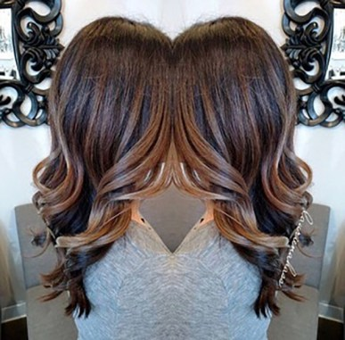 gallery balayage by laurie
