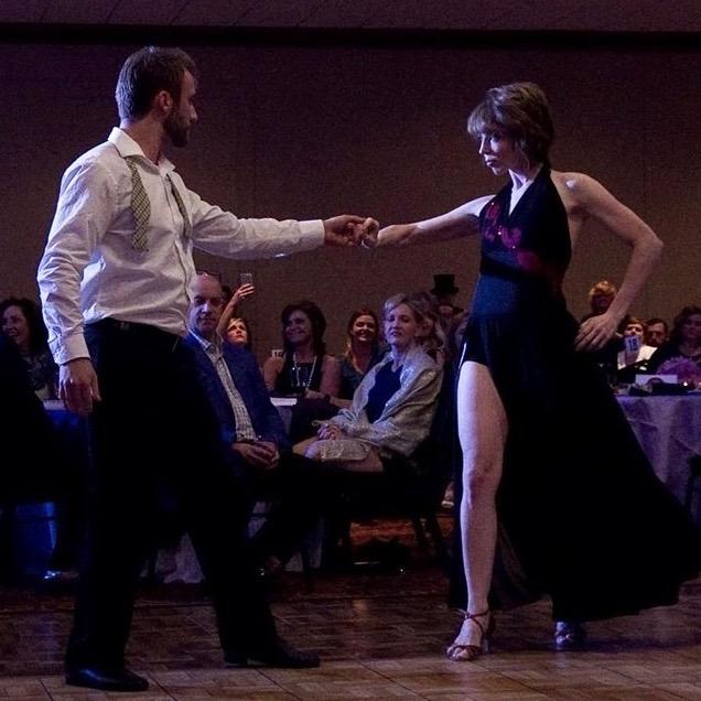 Evan Dancing