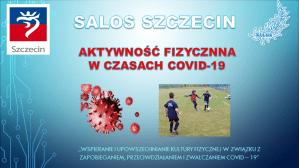 """Szkolenie – """"Aktywność fizyczna w czasach COVID-19"""""""