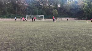Wygrana Trampkarzy Starszych w meczach z Arkonią Szczecin
