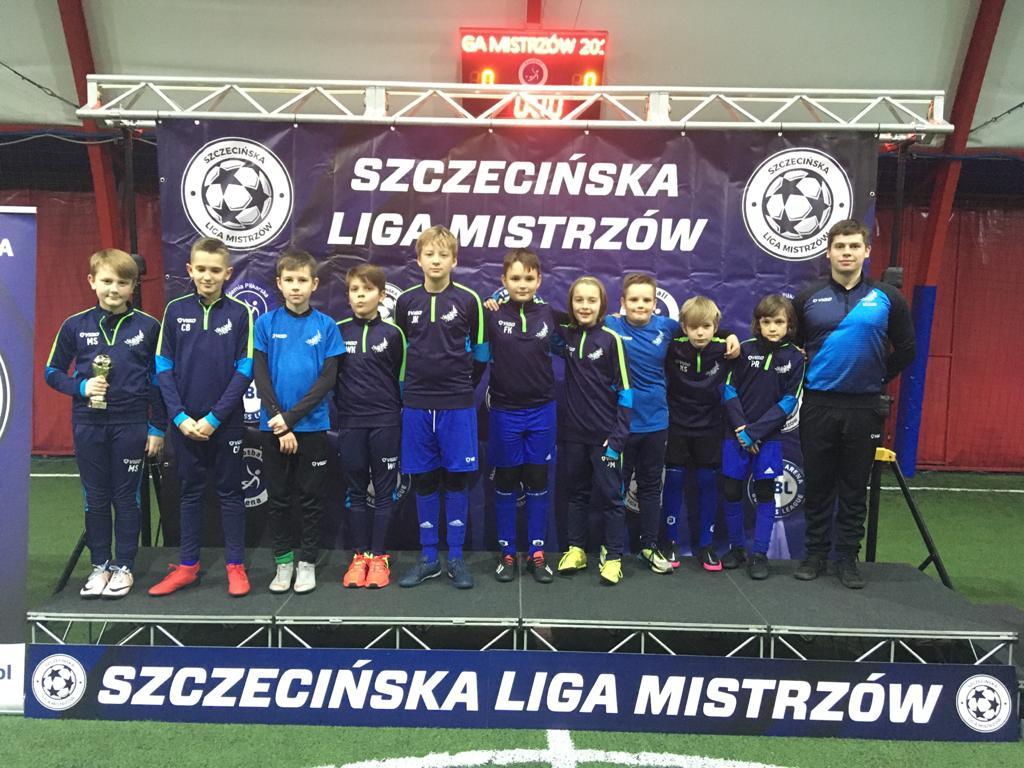 Młodzik młodszy na Football Arena Cup!