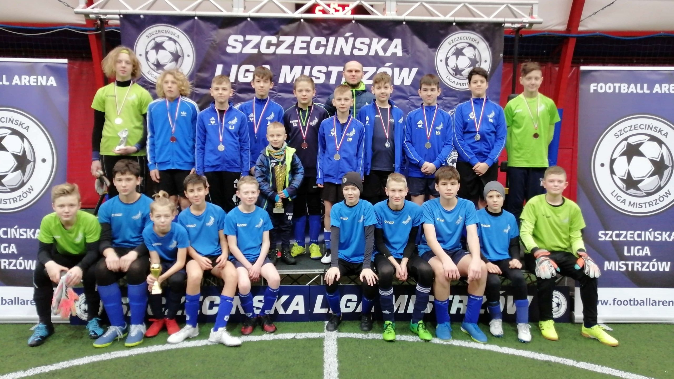 You are currently viewing Młodzik Starszy na Football Arena Cup!