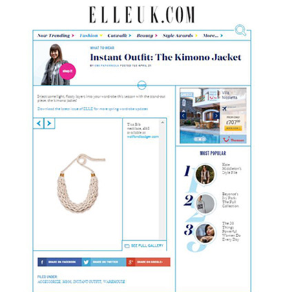 jewellery press elle uk article