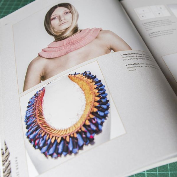Paper Jewellery Book Paper Necklaces