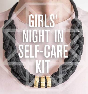 Girls Hygge Night In Self Care Kit