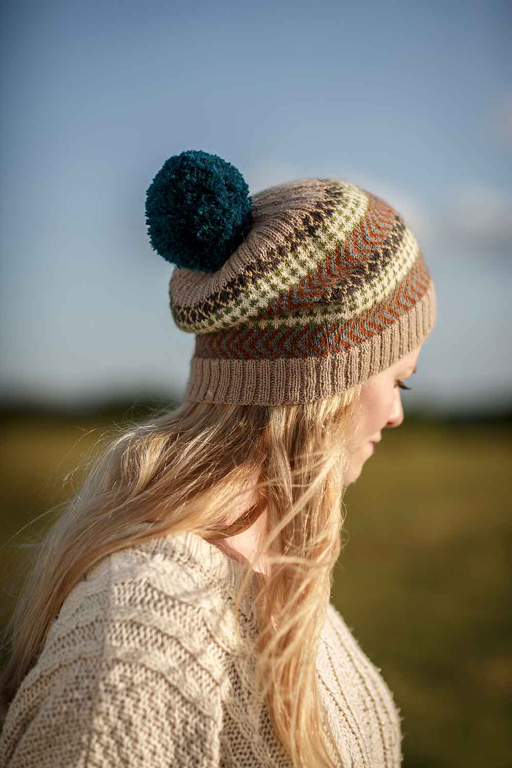 Woollen Designs Knitted Hat