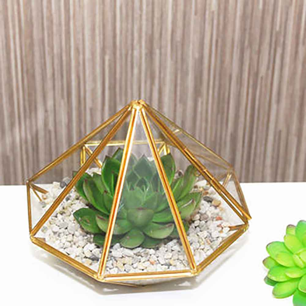 Ninth wedding anniversary gift ideas copper terrarium