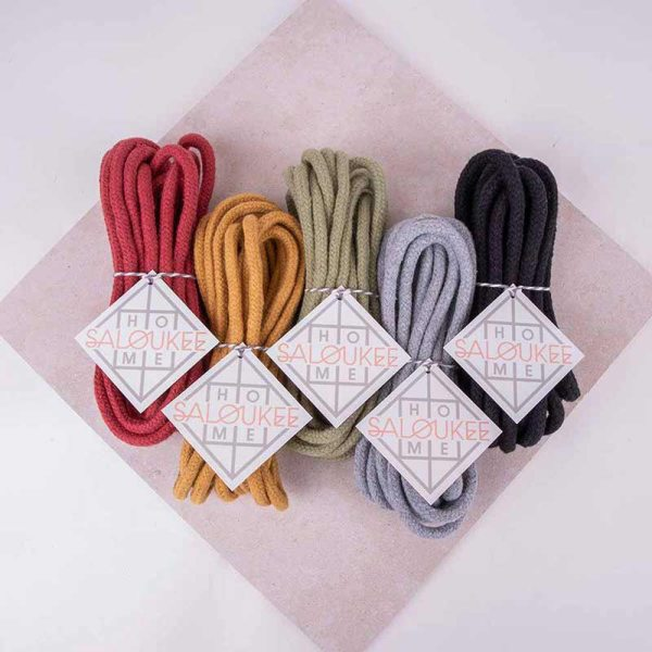DIY Necklace Making Kit Cord Colours