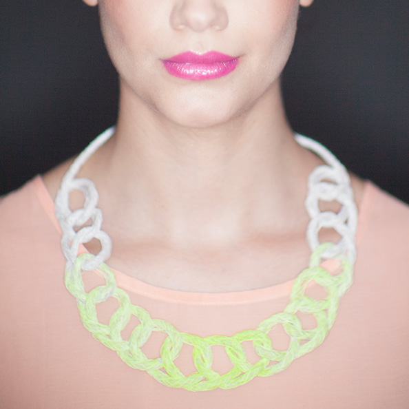 UNUSUAL JEWELLERY COLLECTIONS STRANDS