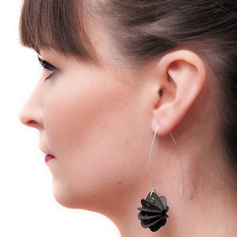 PAPER JEWELLERY SALOUKEE EARRINGS