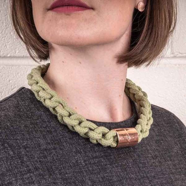 Green Large Necklace