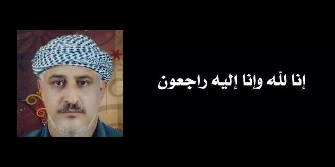 الجفري يعزي أسرة الشهيد المهندس عبدالله الضالعي