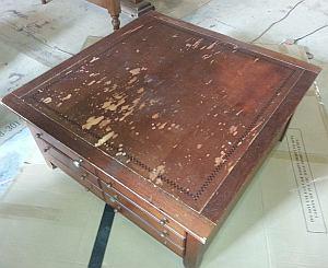 Water Damaged Furniture Repair Salpeck S Furniture Service