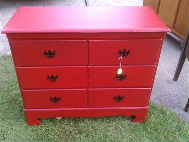 We flipped this dresser and sold it for $275