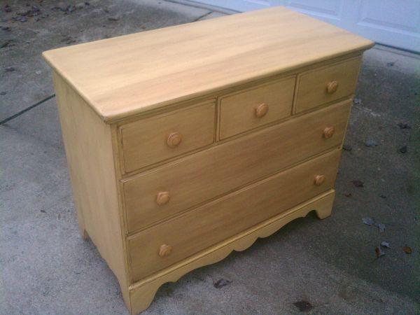 dresser bought for $5