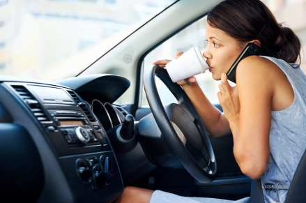 How Multitasking Leads to Car Crashes   Distracted Driving Dangers