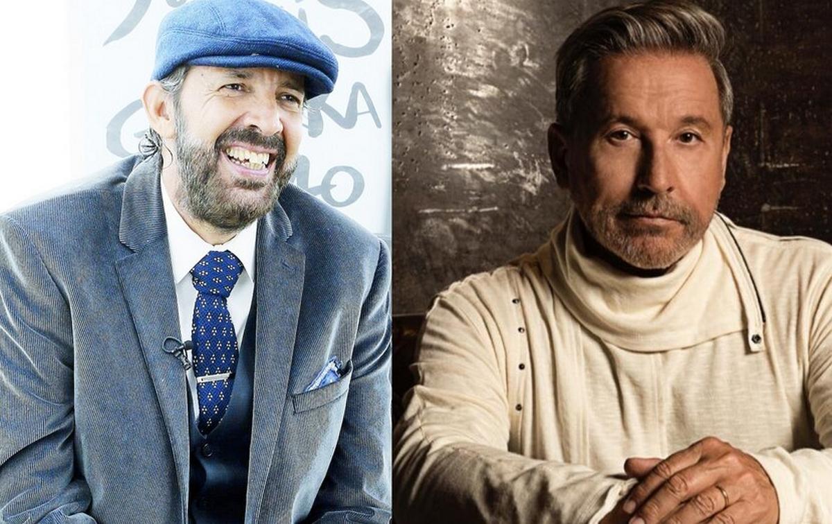 Juan-Luis-Guerra-y-Ricardo-Montaner-Dios-asi-lo-quiso