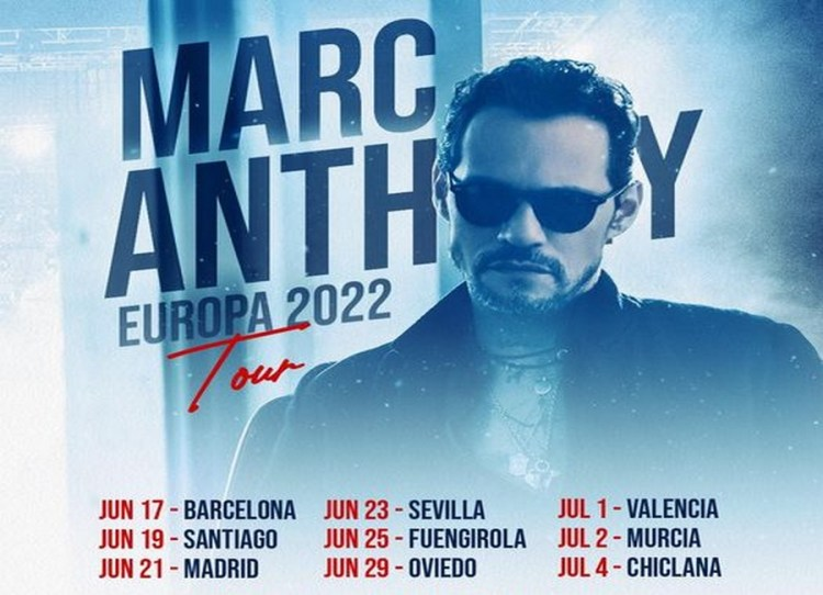 Marc Anthony-gira-espanola-2022