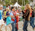 07.06.2014 Salsa am Strand in Scharbeutz - Auch mit den ganz Kleinen
