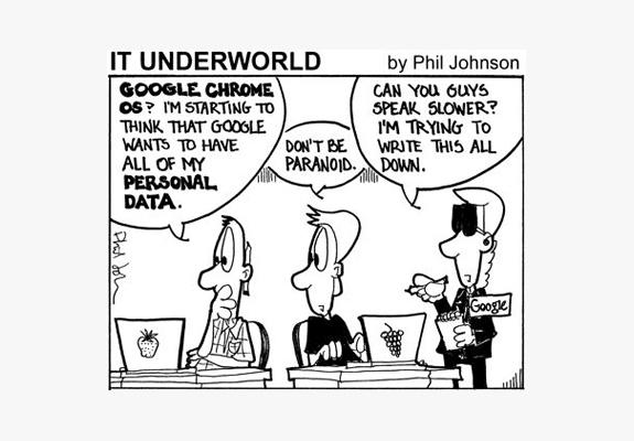 Tech Cartoons Salsafrica Blog