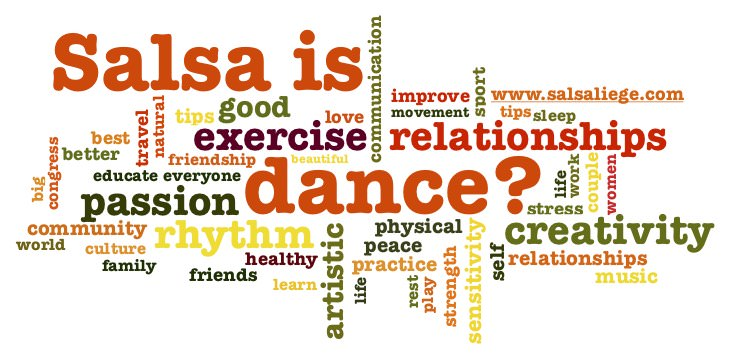 Salsa is much more than dance...