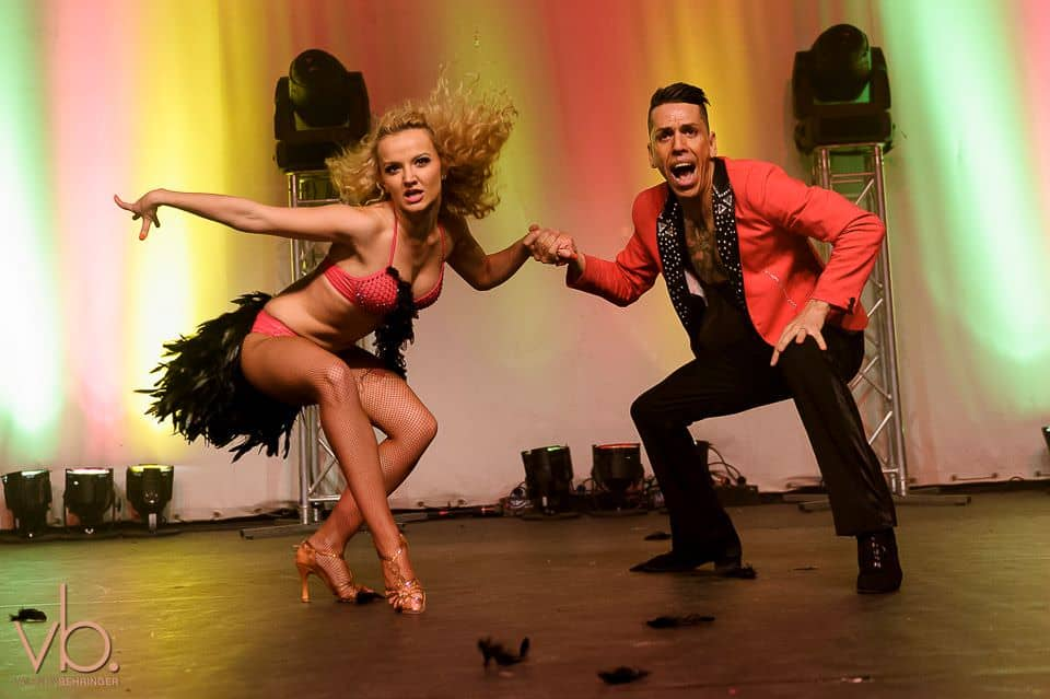 SALSALiege | Johnny Vazquez & Anna Zidaru (photographie de Valentin Behringer).