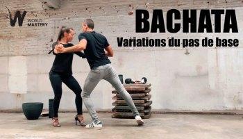 SALSALiege | Les variations du pas de base en Bachata Sensual.