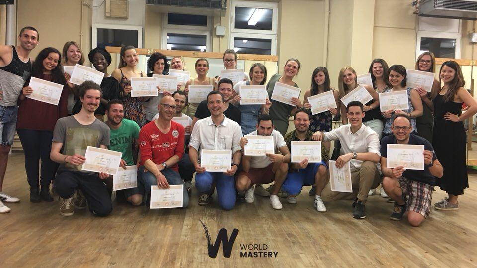 SALSALiege | Une formation Salsa & Bachata conviviale et de qualité à Liège
