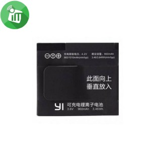 XiaoMi AZ13-1 Yi Action Camera 960mAh Li-ion Back-up Battery